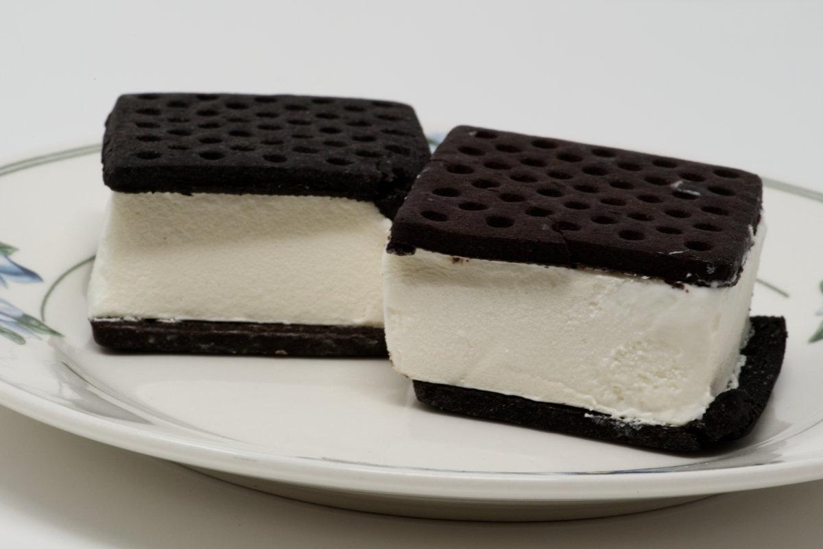 FatBoy gluten-free ice cream sandwich